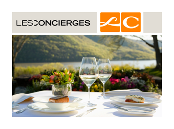 Luggage Free partners with Les Concierges