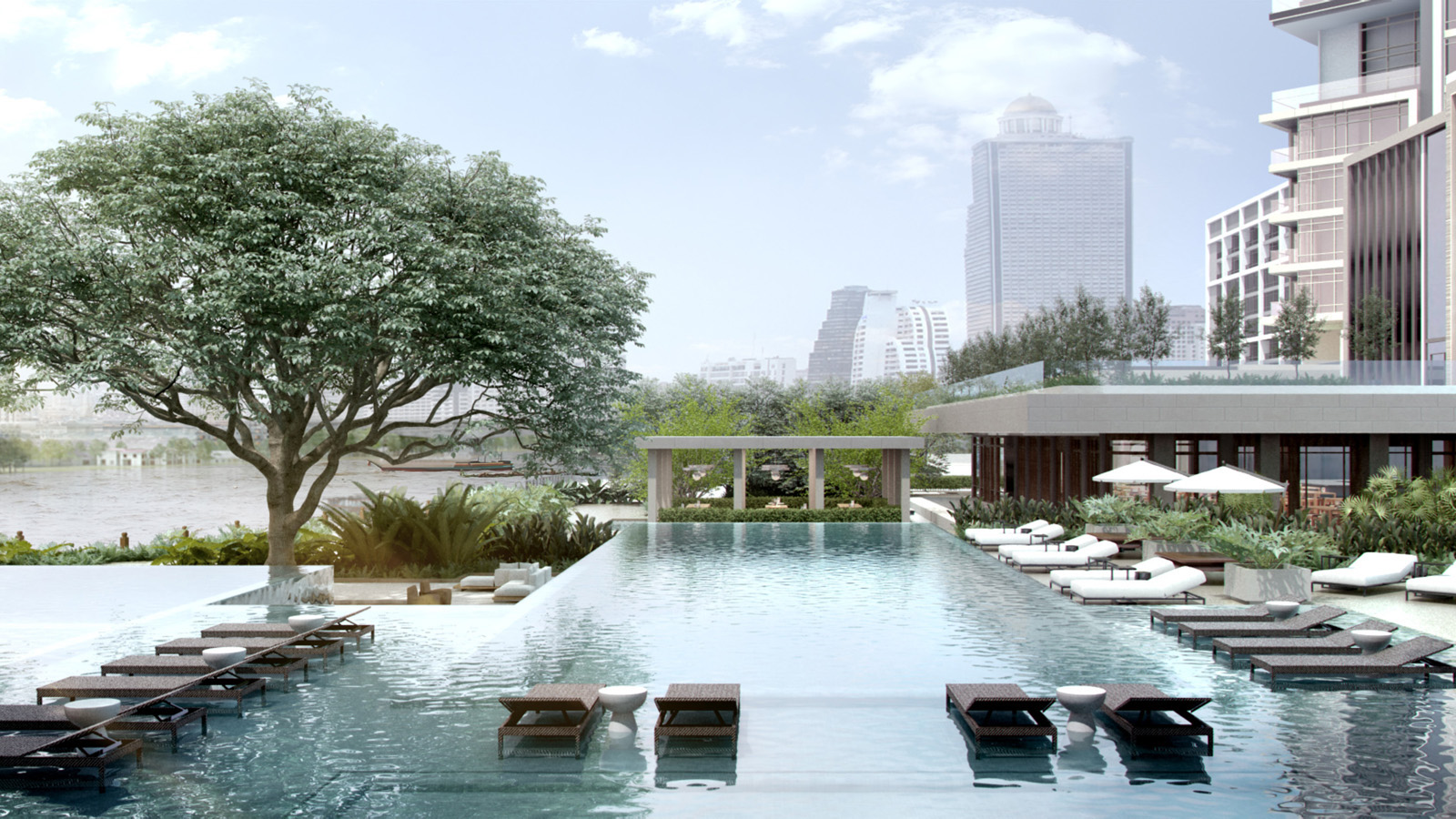 Four Seasons Hotel Bangkok