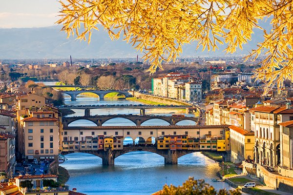 luggage shipping services in Florence, Italy