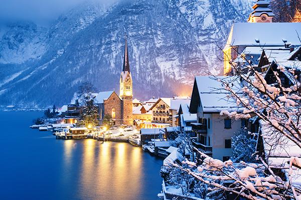 ship my skis to Salzburg