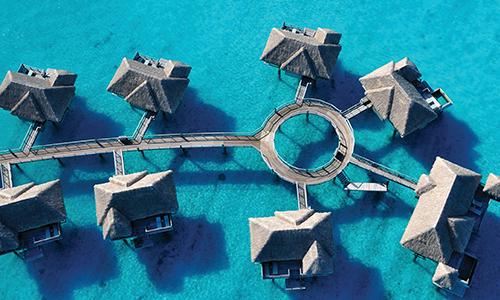 Four Seasons Resort - Bora Bora, French Polynesia