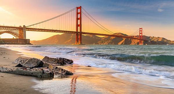 Luxurious Spring Destination in San Francisco, California