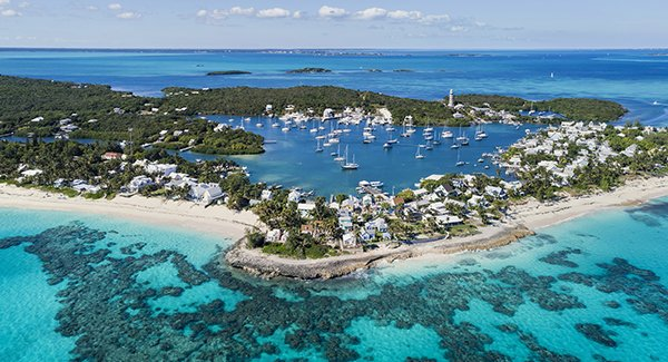 Luxurious Spring Destination in The Abacos, Bahamas