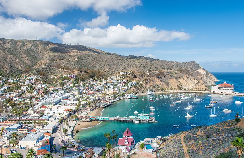 Best Memorial Day weekend vacation ideas in Santa Catalina Island, California