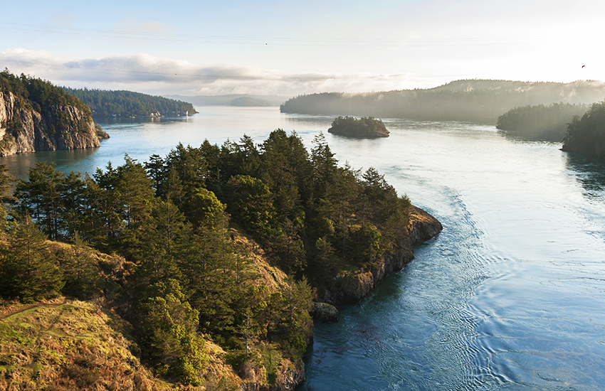 Top Memorial Day weekend destination Whidbey Island, Washington