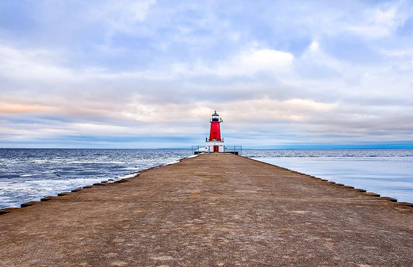 Best summer vacation location is Ann Arbor in Michigan
