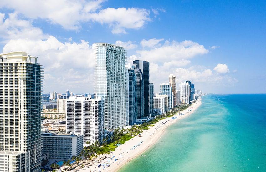 Luxury summer getaways in the United States