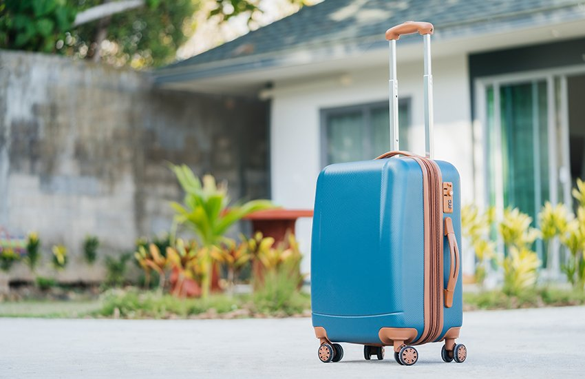 Mailing luggage in three simple steps with Luggage Free