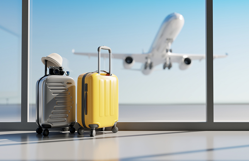 Picking the right suitcase when traveling light