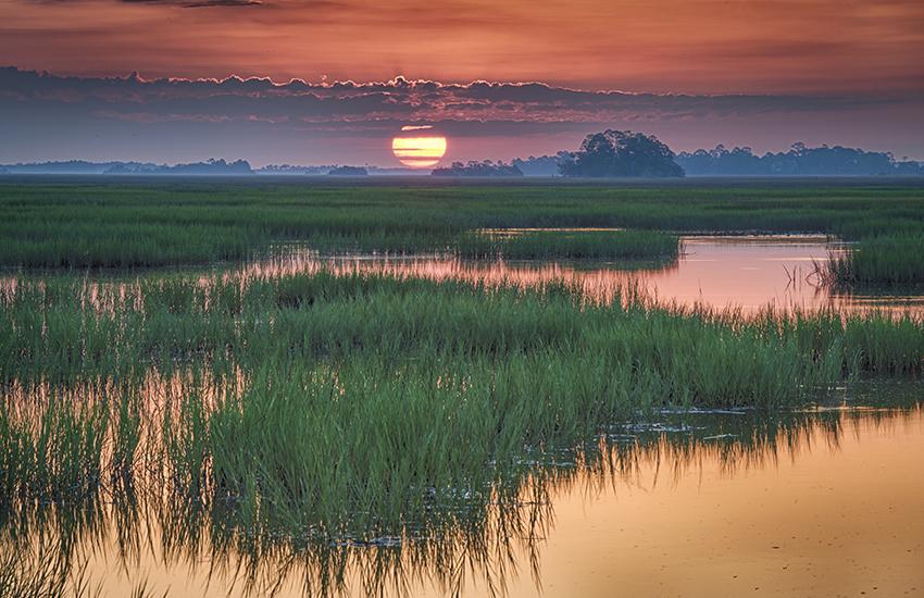 Premier summer vacation destination is Kiawah Island in South Carolina
