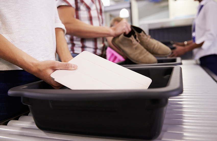 Top ways to get through airport security faster
