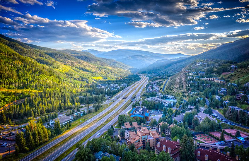 The best Labor Day weekend getaway is to Vail, Colorado