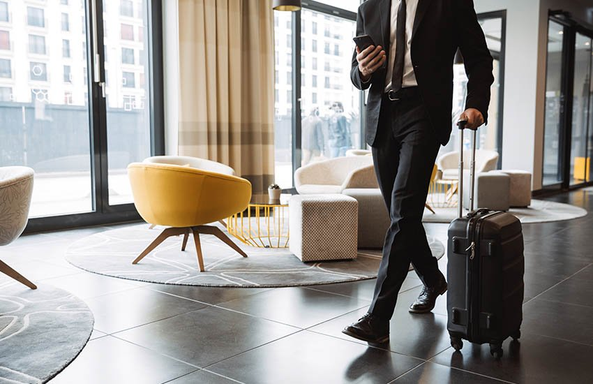 The cheap way to ship luggage to almost any destination
