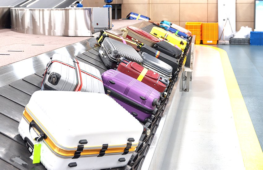why shipping luggage with Luggage Free versus checking it with the airlines is the only way to travel