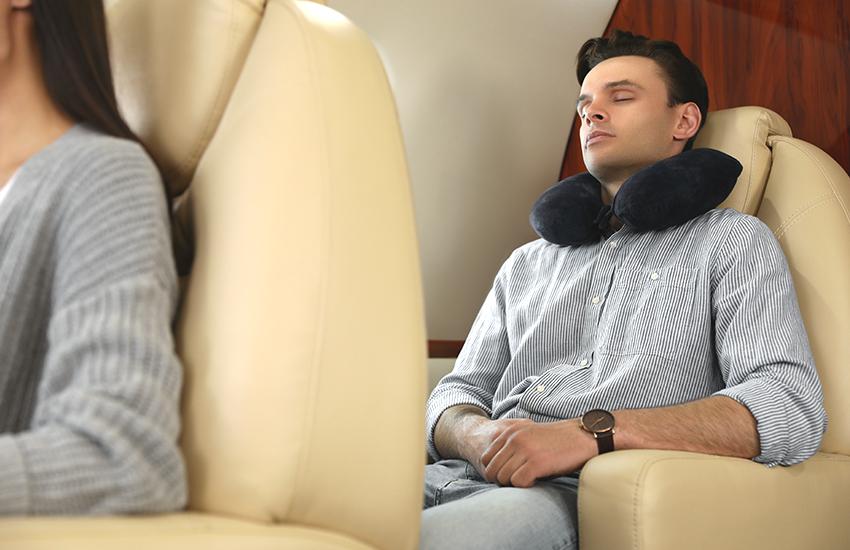 Tips to make flying more comfortable