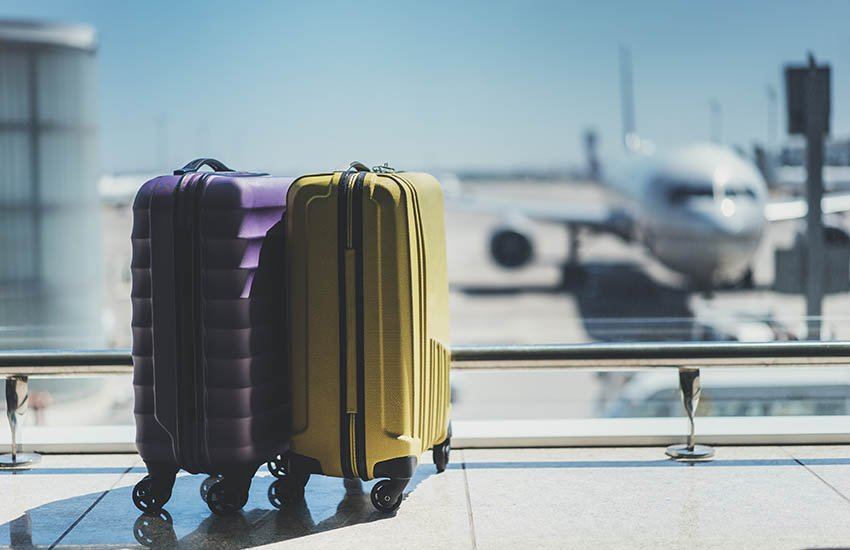 Travel without luggage and breeze through the airport when using Luggage Free