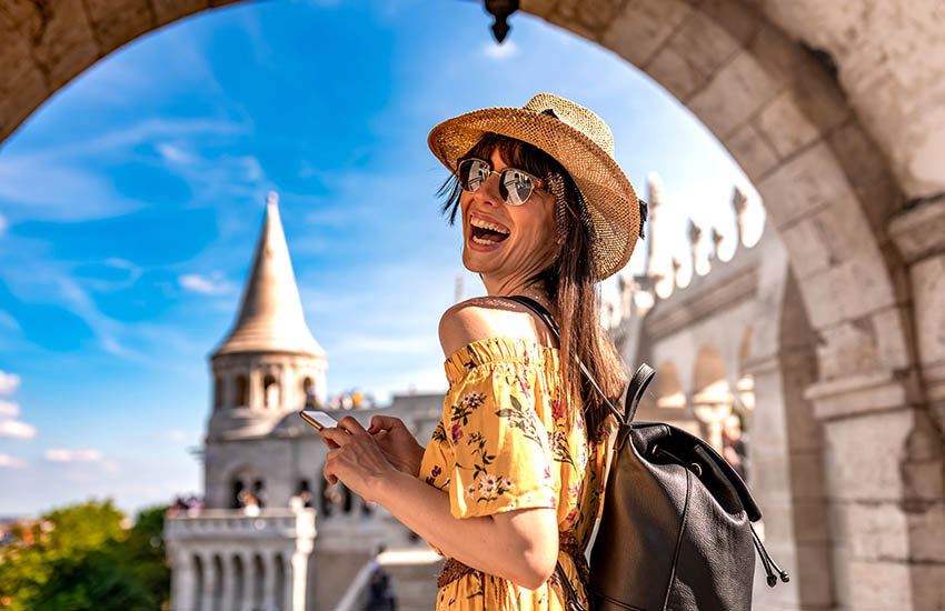 Traveling Without Luggage Conveniently & Affordably with Luggage Free