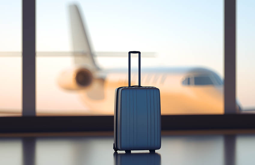 Why settle for airline baggage delivery when you can ship ahead with Luggage Free