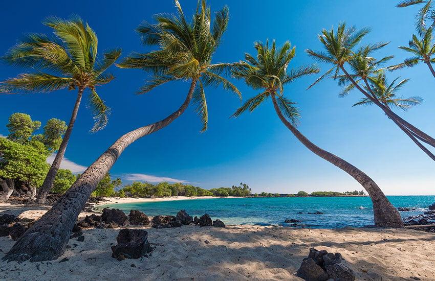 Top end of summer season vacation idea is Big Island in Hawaii