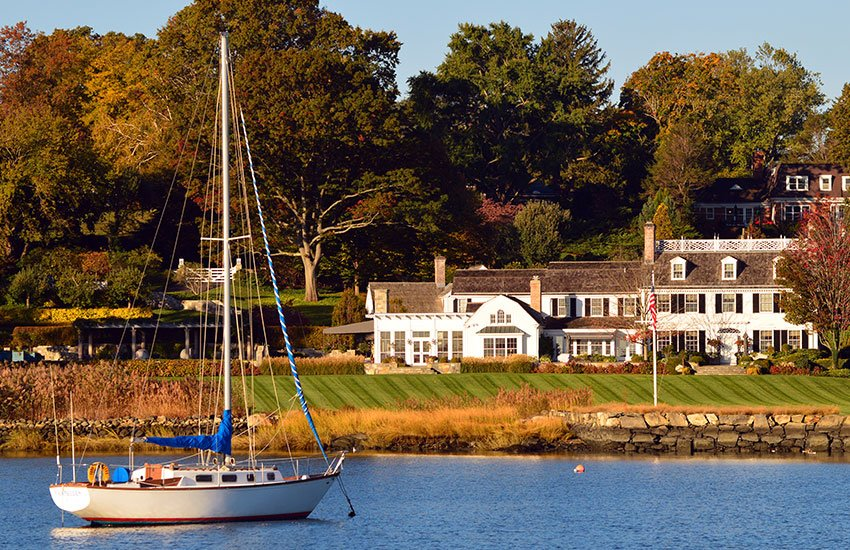 Where to travel this summer is to Greenwich Connecticut